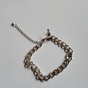 Hand bracelet/ foot anklet and toe ring set